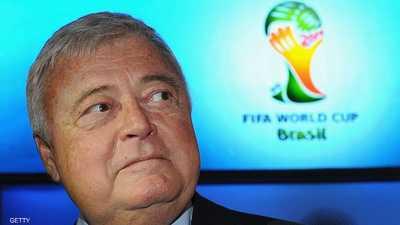 """""""عقوبة رادعة"""" من الفيفا على رئيس الاتحاد البرازيلي السابق"""
