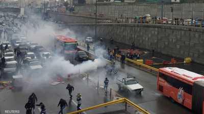 """إيران تشكك بتقرير """"منظمة العفو"""" عن حصيلة ضحايا التظاهرات"""