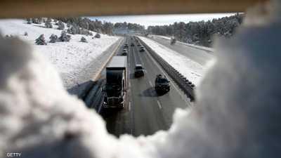 وفاة طفلين وفقد ثالث في عاصفة ثلجية في أريزونا الأميركية