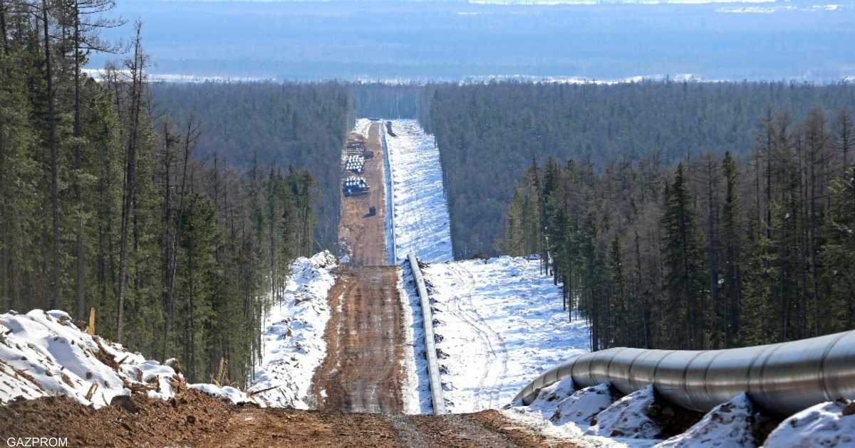 3 آلاف كيلومتر.. الصين وروسيا تدشنان
