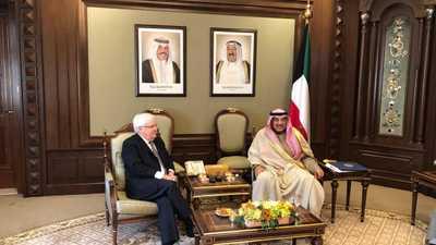 مارتن غريفيث يبحث في الكويت فرص السلام اليمنية