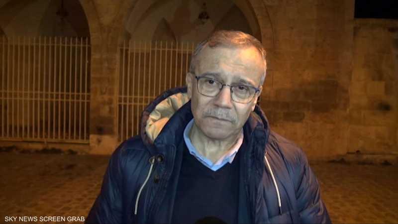 أحمد قعبور يشارك في احتجاجات بعلبك ويغني للمحتجين