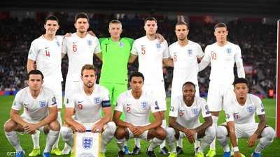 """إنجلترا تتأهب لـ""""يورو 2020"""" بمواجهة النمسا ورومانيا"""