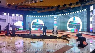 """""""مناظرة تلفزيونية"""" تجمع المتنافسين على الرئاسة الجزائرية"""