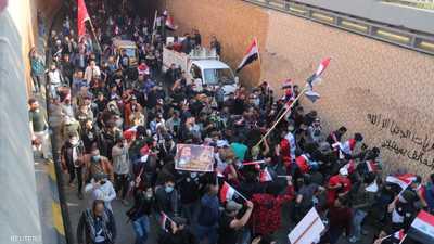 العراق.. أحزاب السلطة تتجه لساحة التحرير والبرلمان ينعقد