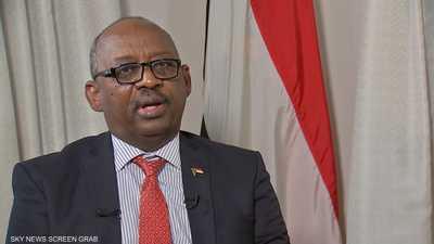 وزير الدفاع السوداني جمال الدين عم