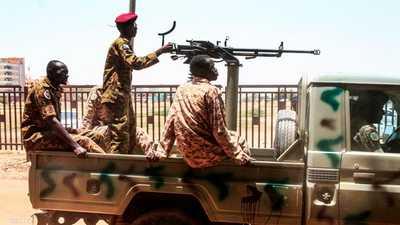صورة أرشيفية لعناصر من الجيش السوداني