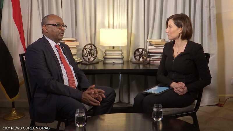 لقاء خاص مع وزير الدفاع السوداني