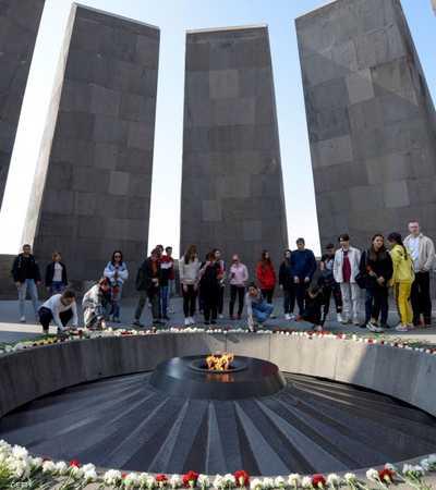 النصب التذكاري لضحايا إبادة الأرمن