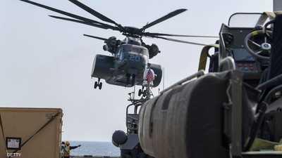 """مقتل جنود أميركيين بتحطم """"بلاك هوك"""""""