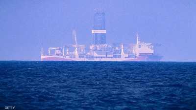 سفينة الفاتح التركية تنقب عن الغاز في البحر المتوسط - أرشيف
