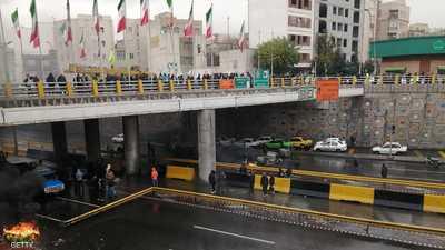 التسجيلات تكشف: قوات إيران تطلق النار لقتل المحتجين عمدا