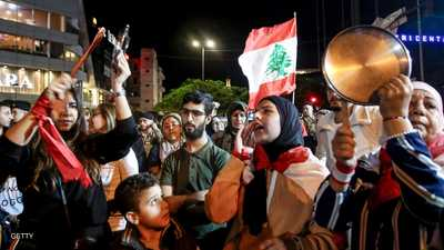 """في ليل لبنان.. مظاهرات """"ساهرة"""" وطرق جديدة للاحتجاج"""