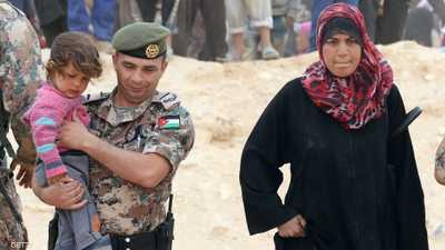 98 مليون يورو.. مساعدات أوروبية للاجئين السوريين في الأردن