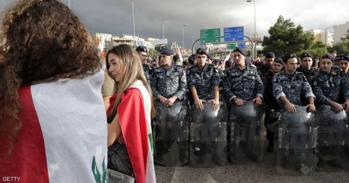 تصاعد باحتجاجات لبنان قبل بدء