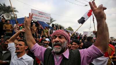 """الرئيس العراقي يدعو """"المتظاهرين"""" لاختيار رئيس حكومة جديد"""