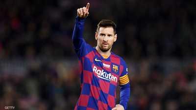 """فوز كبير لبرشلونة.. وميسي يتألق بـ""""هاتريك"""""""