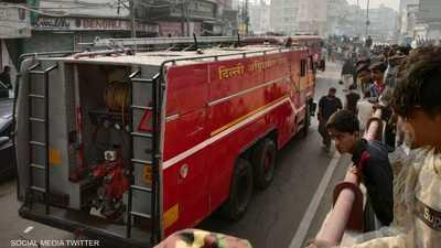 حريق مصنع في الهند يودي بحياة العشرات