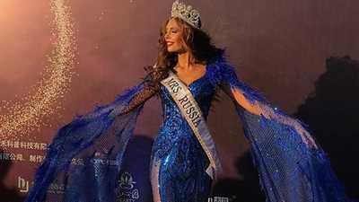 """عمرها 37 عاما.. روسية تنتزع لقب """"ملكة جمال المتزوجات"""""""