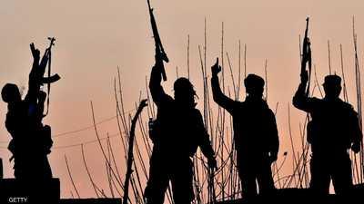 جمعت التقارير مكاسب داعش على وحدات حماية الشعب الكردية.