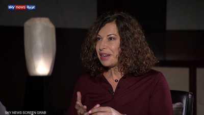 الباحثة اللبنانية مارلين مسعد