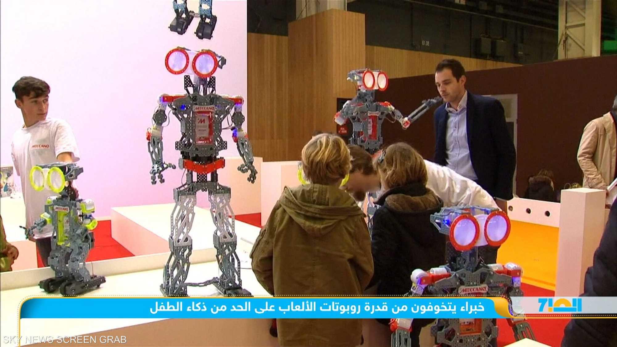انتشار واسع لروبوتات قادرة على المنافسة في عدة ألعاب.