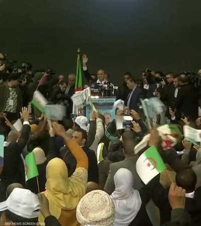 الجزائر.. اليوم تنتهي الحملات الانتخابية للمترشحين