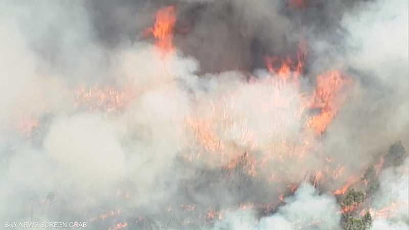 تفاقم أزمة الحرائق في أستراليا