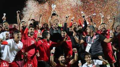 اللقب هو الأول للبحرين منذ انطلاق البطولة
