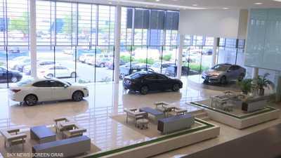 تنامي الطلب على السيارات الصينية في الكويت
