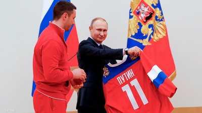 """بوتن: استبعاد روسيا من البطولات الرياضية """"سياسي"""""""