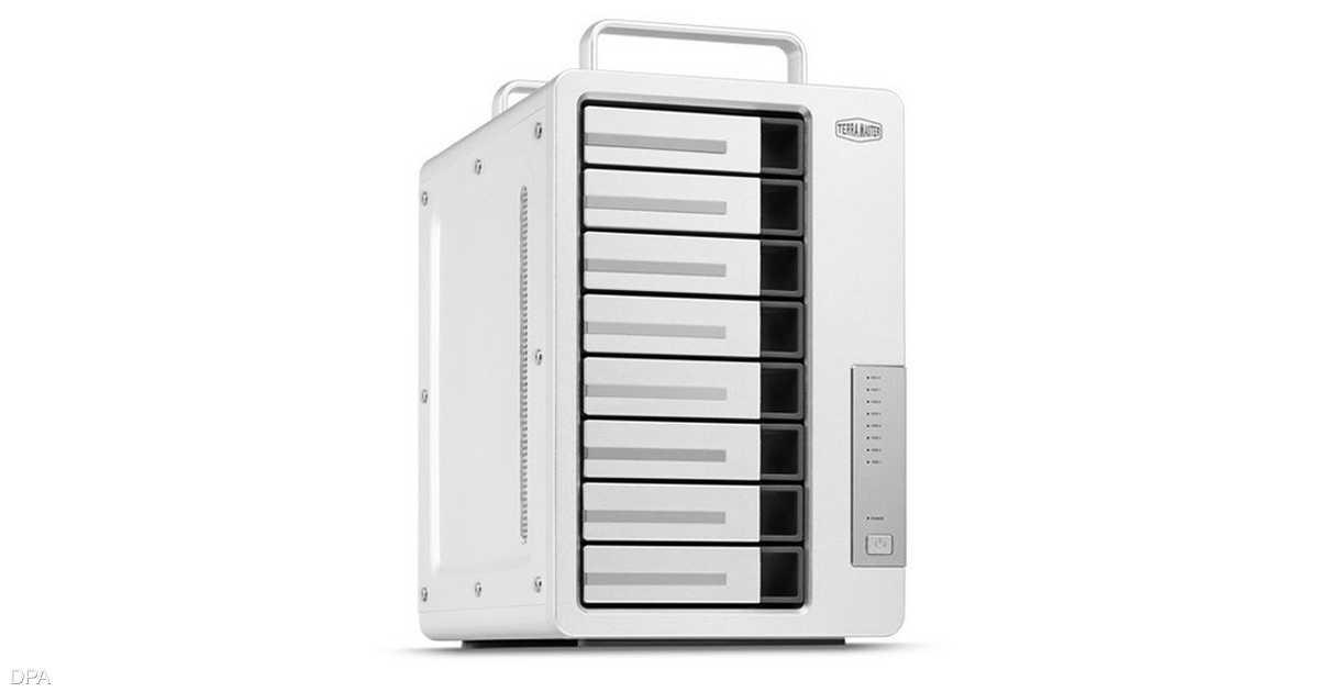 تيراماستر تطلق ذاكرة تخزين بسعة 112 تيرابايت