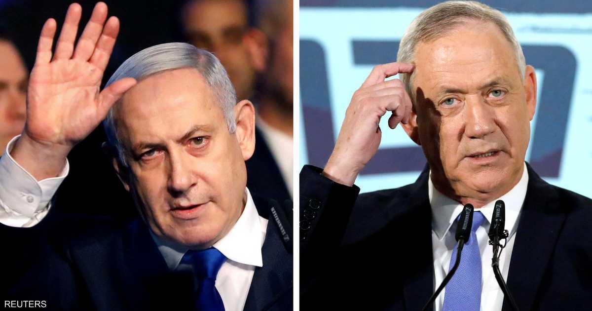 بعد فشل نتانياهو وغانتس.. إسرائيل إلى ثالث انتخابات في عام