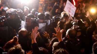 لبنان.. إدانات واسعة لهجوم قوات الأمن على المتظاهرين