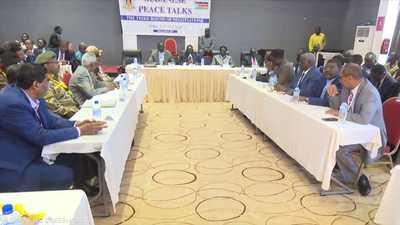 استمرار الجولة الثالثة من مفاوضات السلام السودانية في جوبا