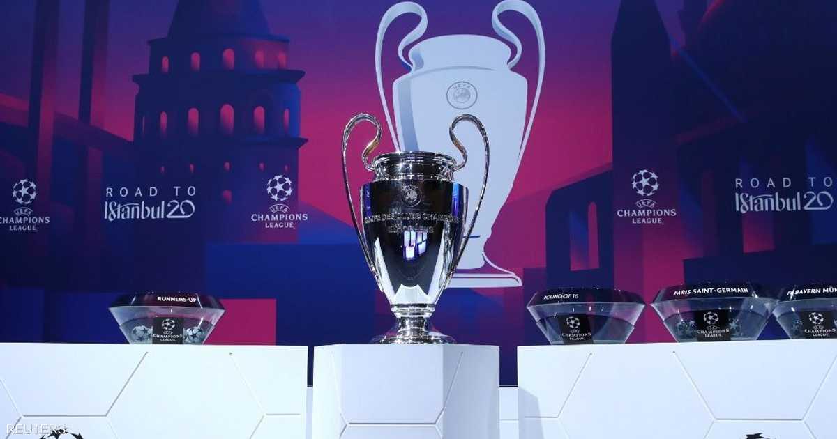 """اليويفا يعلق مباريات دوري أبطال أوروبا """"حتى إشعار آخر"""""""