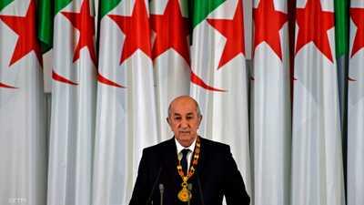 """الرئيس الجزائري: الحراك الشعبي """"ظاهرة صحية"""""""