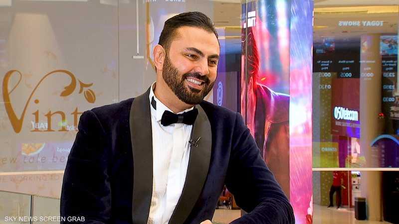 محمد كريم: عملية قبول الممثل في هوليوود صعبة وطويلة الأمد