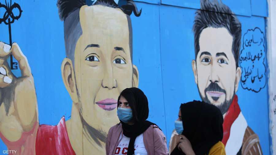 """بالرغم من قمع المظاهرات، يواصل المحتجون التمسك بمطالبهم بـ""""إسقاط النظام"""" السياسي"""
