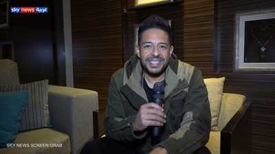 المغني المصري محمد حماقي