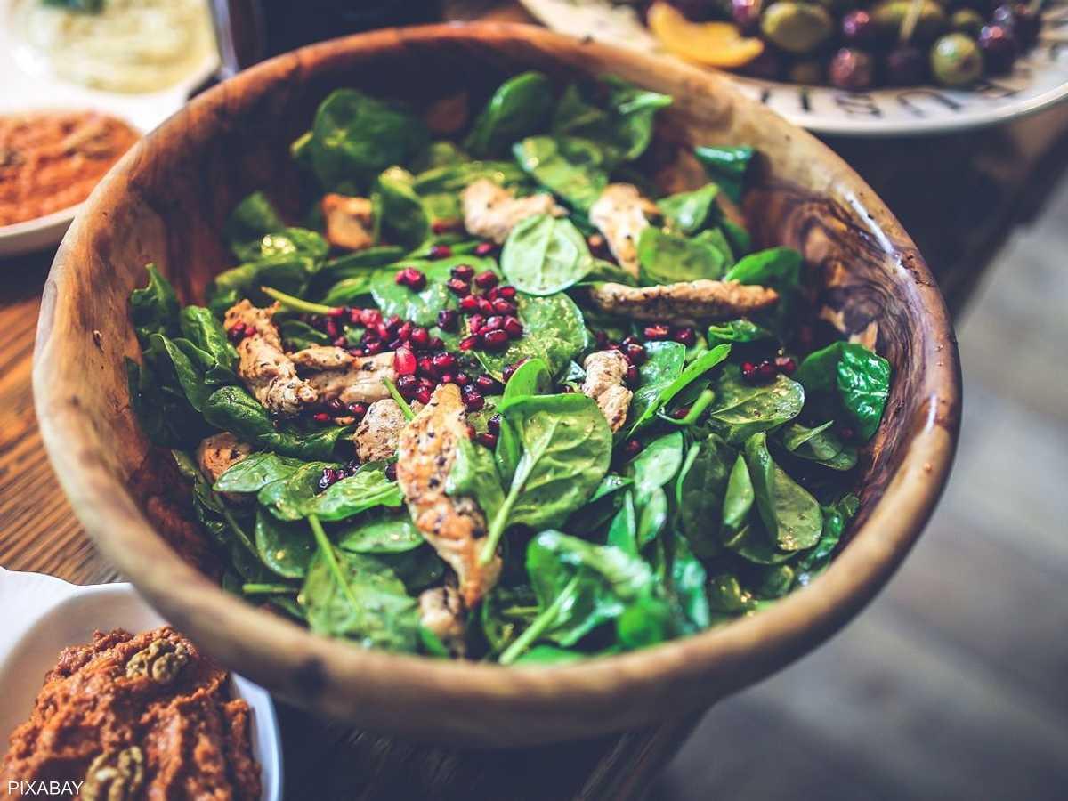 يمكن مواجهة نقص الحديد من خلال التغذية الصحية