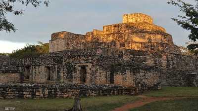المكسيك.. اكتشاف قصر أثري عمره ألف عام