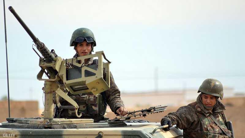 عناصر من الجيش التونسي في لقطة أرشيفية