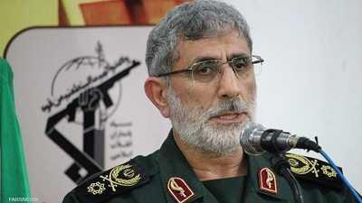من هو إسماعيل قاآني.. قائد فيلق القدس الجديد؟