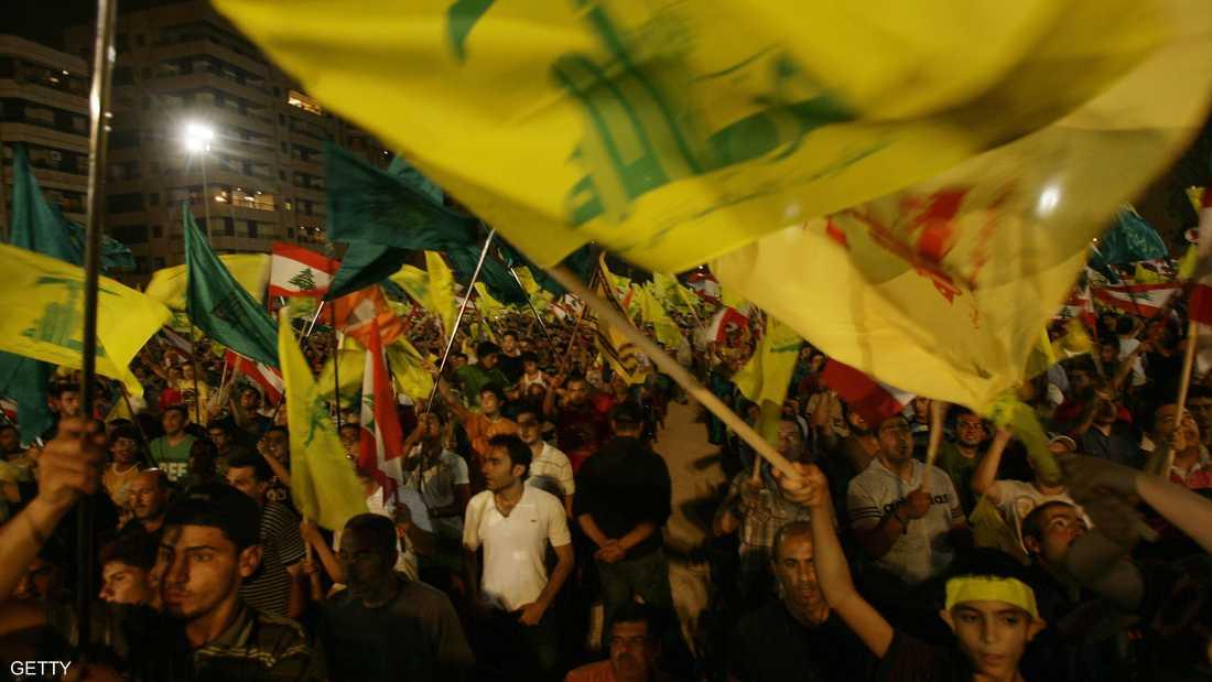 حزب الله اللبناني أحد أهم أذرع إيران في المنطقة