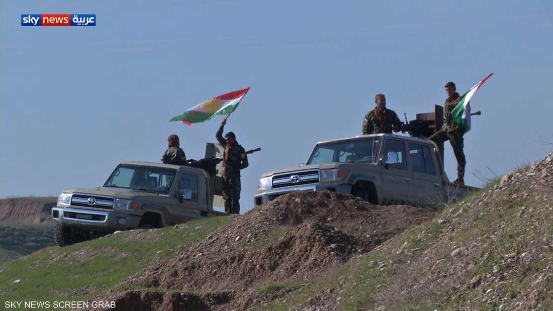 المعارضة الكردية: الحرب بين واشنطن وطهران أصبحت وشيكة