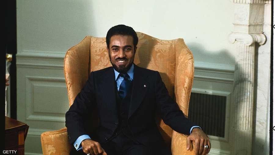 تقلد زمام حكم سلطنة عمان في 23 من شهر يوليو عام 1970