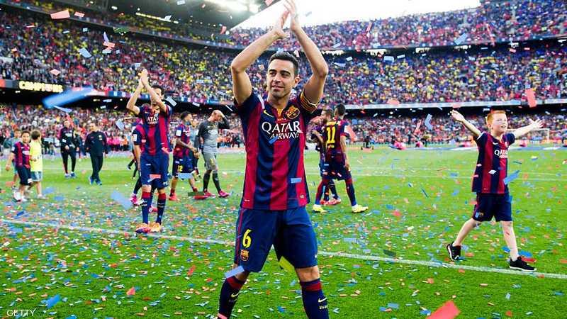 أحرز تشافي مع برشلونة ألقاب أبرزها دوري أبطال أوروبا 4 مرات