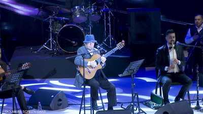 إلهام المدفعي: الغيتار لسان حالي