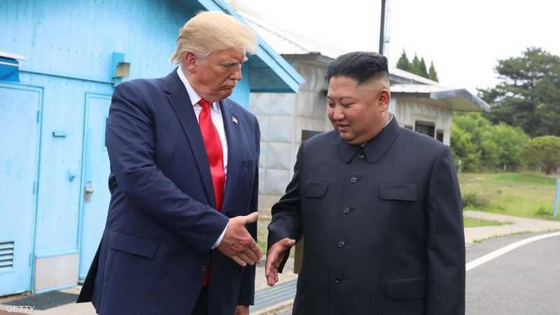 كوريا الشمالية  تلقت تهنئة من ترامب لكيم بمناسبة عيد ميلاده
